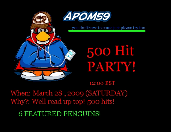 500-hit-party